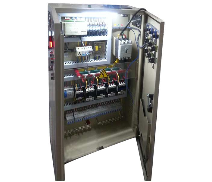 高低压配电柜布线