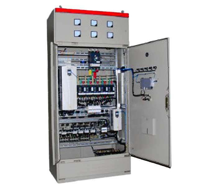 PLC控制柜水处理系统