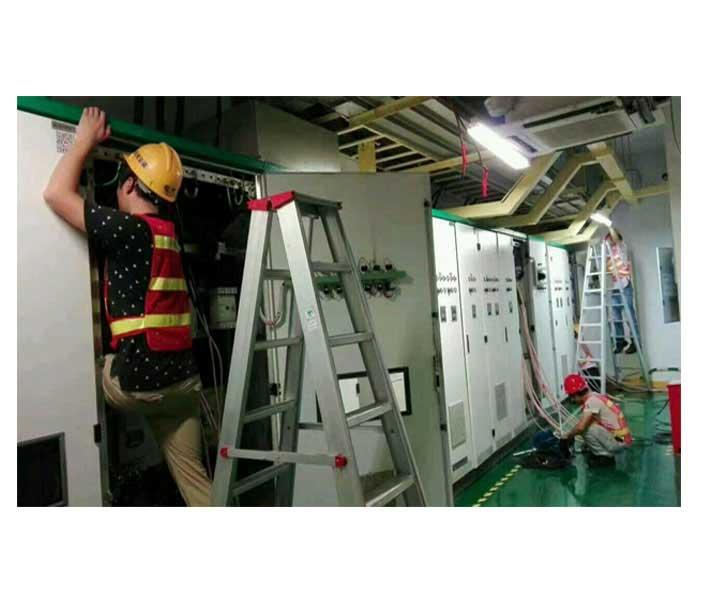 电气安装工程及装饰装修工程安装