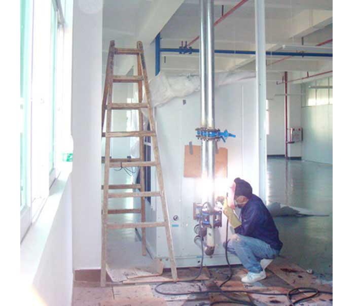 水电安装施工