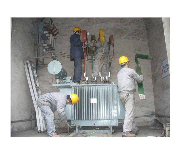 电气设备安装工程