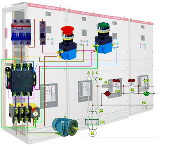 低压配电柜的作用及组成
